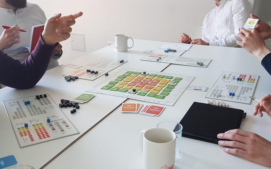 Lean Startup Methode spielerisch lernen
