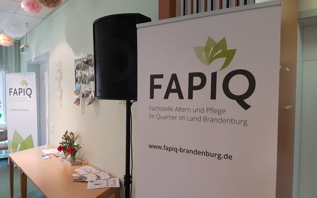 Workshop und Ausstellung: Gut älter werden im vertrauten Wohnumfeld